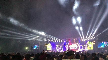 Abra Kawayan Festival 2019 - Firework Display