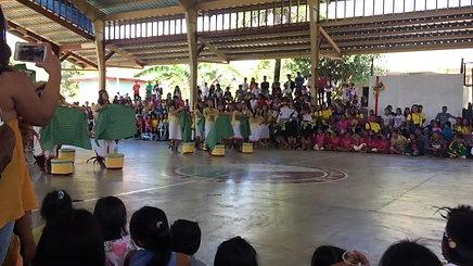 Danglas Fiesta High School Dance Group
