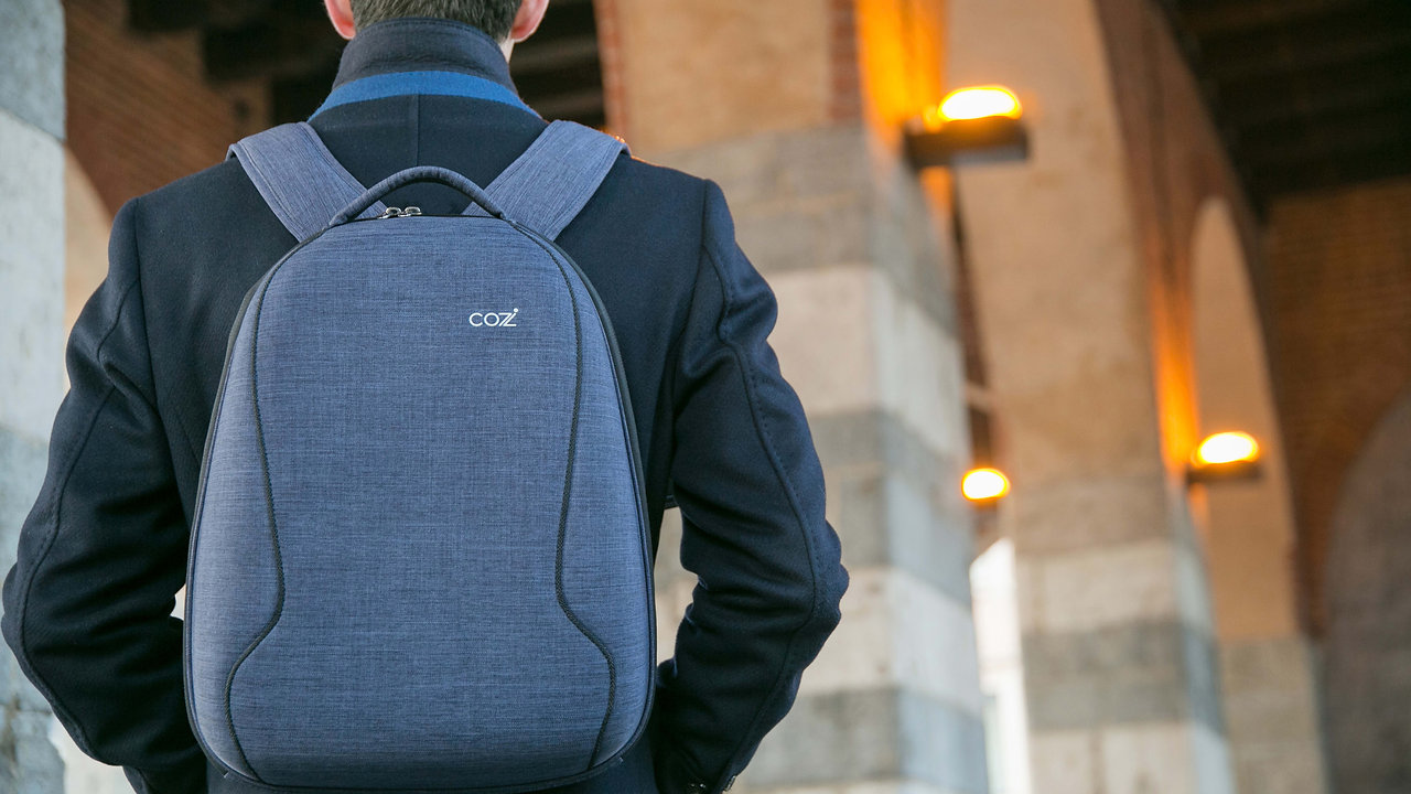 Poly City Backpack