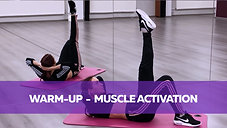 Warm-up for Dancers I Activate your muscles