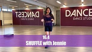 Shuffle with Jennie (16.04)