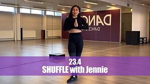 Shuffle with Jennie (23.04)