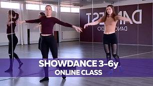 Showdance 3-6y