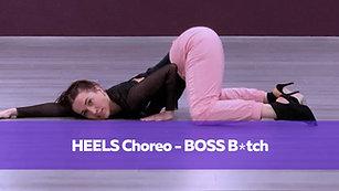 Heels Choreo I Boss B*tch (Int/Adv)