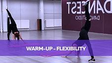 Warm-up for Dancers I Flexibility