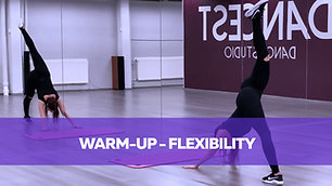 Flexibility for dancers