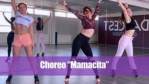 Mamacita Choreo by Marta