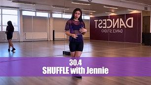 Shuffle with Jennie (30.4)