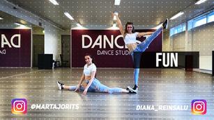 Tantsu õppevideo I Suvel kolin Pärnu (Beg)