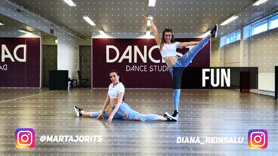 Online Dance Choreos