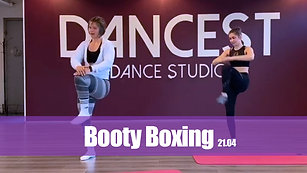 Booty Boxing with Kertu (21.04)