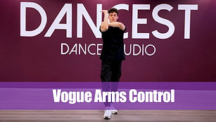 Vogue Arms Control with Daniel