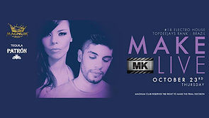 Make - Magnum Club - Hong Kong - Asia Tour 2014