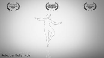 Rotojam: Ballet Noir Edition