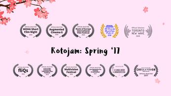 RotoJam: Spring '17