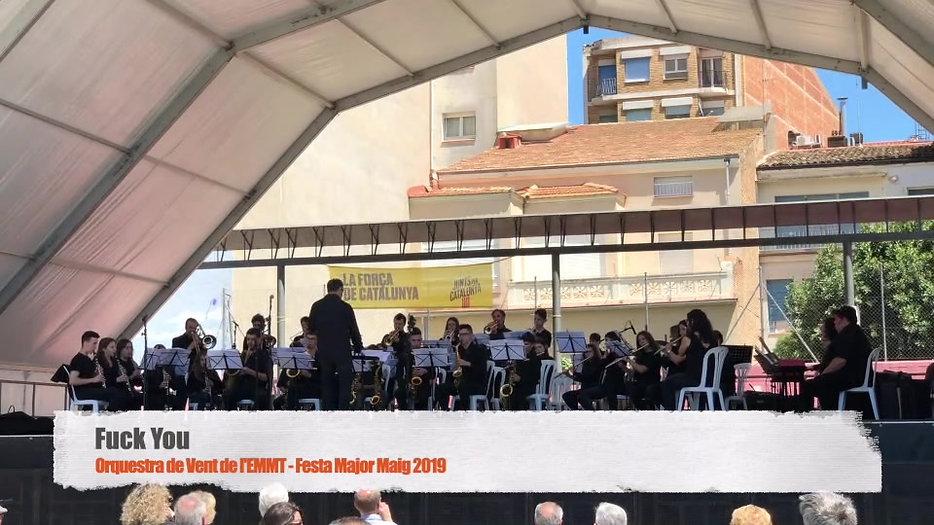 Orquestra de Vent de l'EMMT