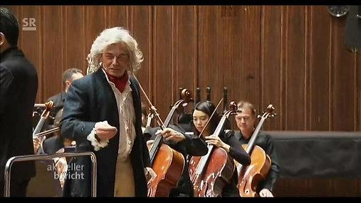 ドイツ放送交響楽団 ザールブリュッケン・カイザースラウテルン演奏会