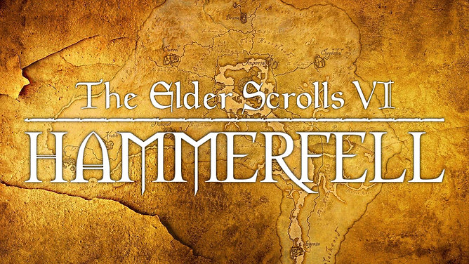 The Elder Scrolls VI - Hammerfell