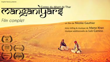 Manganiyars, Contes du désert de Thar [VOSTFR, 2014]
