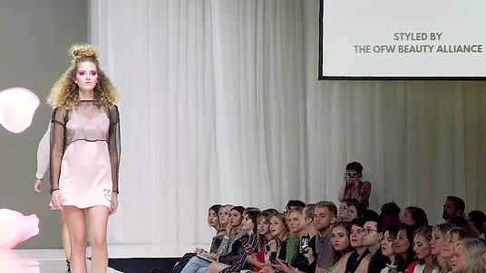 Lauren Glowacki, Omaha Fashion Week, Fall 2019
