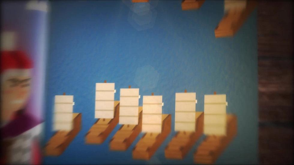 「建構中的歷史──MINECRAFT創作比賽」宣傳短片_赤壁之戰