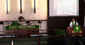 Sunday Worship 7/26