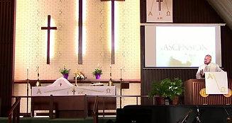 Ascension Sunday 5-24-20