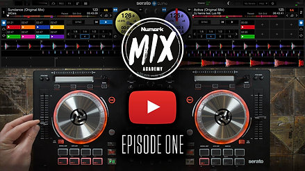 Getting Started With Numark Mixtrack Pro 3