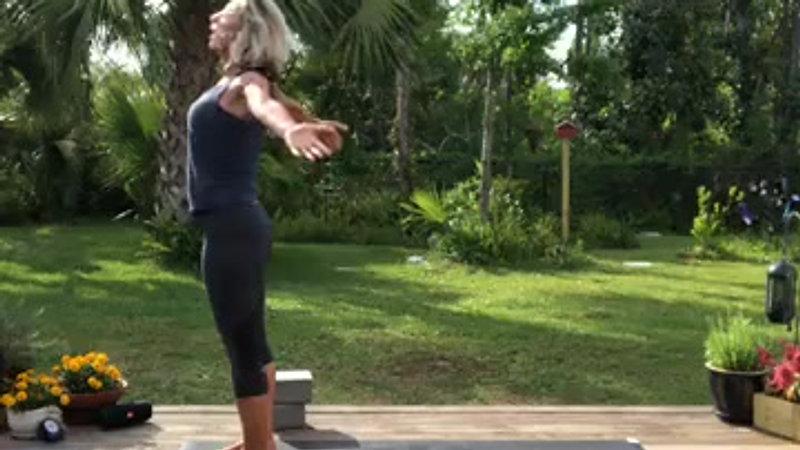 Breathe - Core Strength Virtual Vinyasa Flow