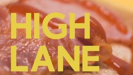 High Lane Oatcakes, Just Eat Promo