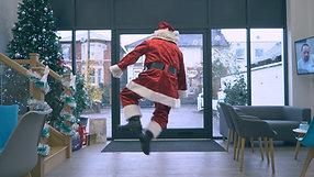 Santa Visits Stoke Chiro