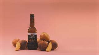 Peach Melbear - Beartown Brewery
