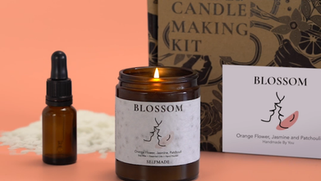 Selfmade Candle Kit Promo