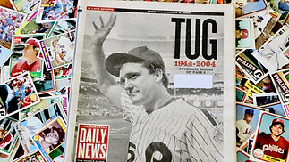 16 Years Ago, We Said Good-Bye to Tug McGraw