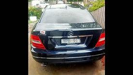Mercedes Benz Wetsanding Full Pre-Sale Detail