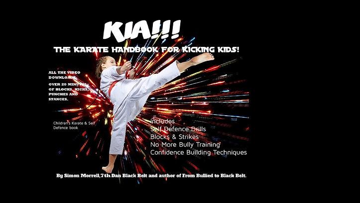 Kia! Karate for Kicking Kids!