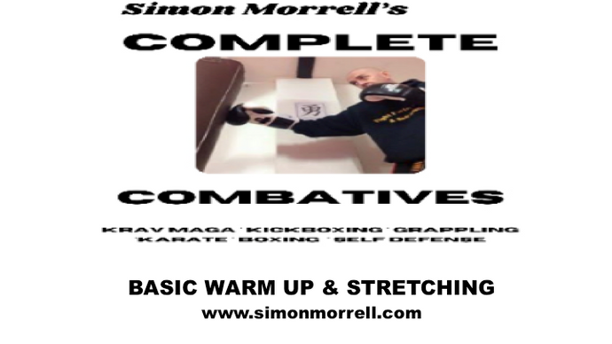 BASIC WARM UP AND STRETCHING FOR MARTIAL ARTS & BOXING