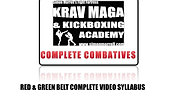 Simon Morrell's Complete Combatives Red & Green belt syllabus.