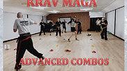 KRAV MAGA ADVANCED SHADOW FIGHTING