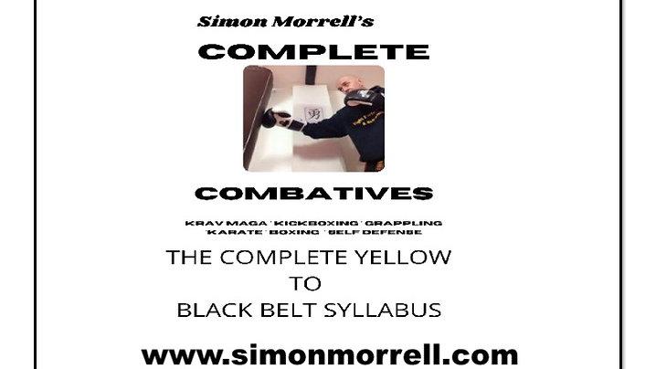 COMPLETE YELLOW TO BLACK BELT SYLLABUS