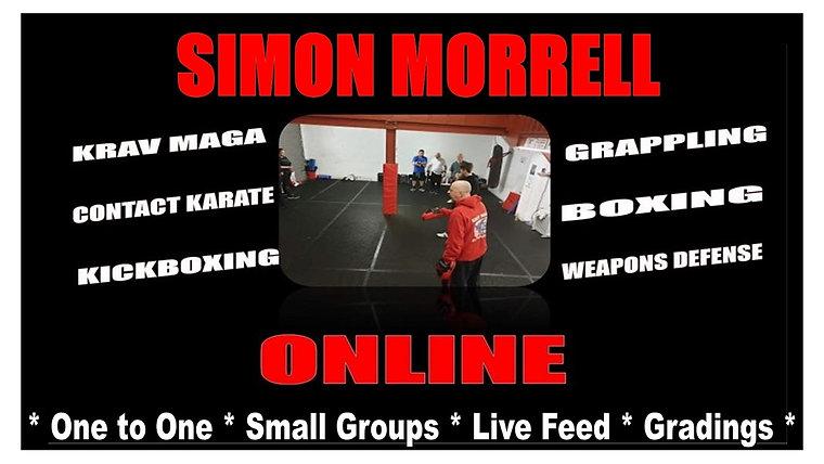 Simon Morrell's Online Fight Academy