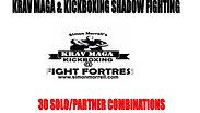 Krav Maga & Kickboxing Shadow Fighting