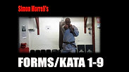 Forms/Kata 1-9 full film & tutorial