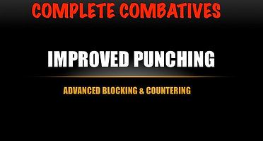 Improve Punching and Advance blocks for site