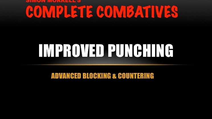 Improve Your Punching and Bonus Content