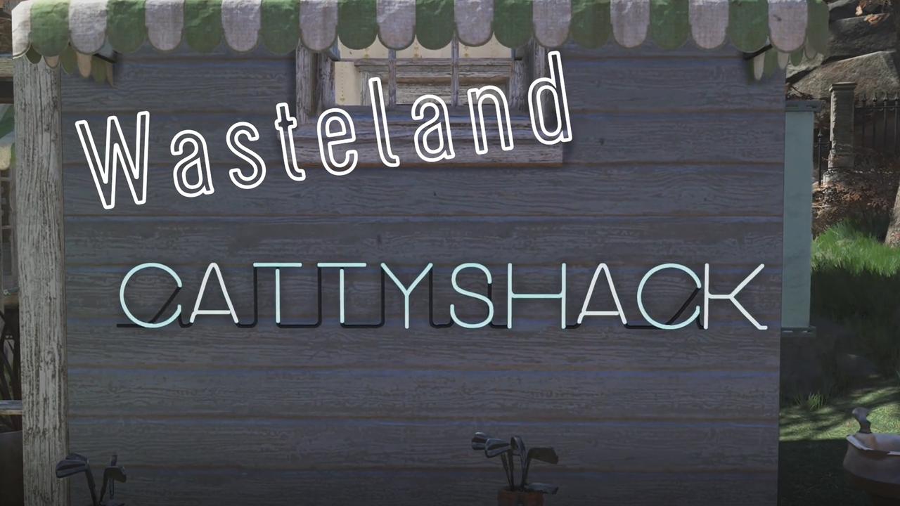 Wasteland Cattyshack