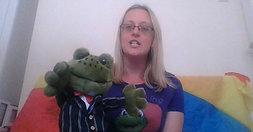 Week 11 Sound G The Story Frog Phonics Online preschool classes with Hannah