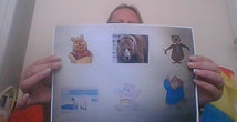 Week 11 Bears The Story Frog Online Tiddlers Classes with Hannah