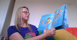 Week 8, Under the Sea Adventure The Story Frog Phonics Online Tiddlers Baby Classes with Hannah