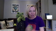 CLASS 3- A Sound The Story Frog Online Preschool with Quita